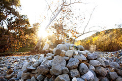 (Melissa Emmons Photography) Tags: california longexposure flowers winter light sunset love nature sunshine canon landscape mushrooms waterfall rocks stream sandiego warmth 5d stacked fallbrook neverstopexploring