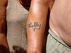 Lobby (knightbefore_99) Tags: blue west tattoo mexico coast sunny playa lolly lobby mexican ugly oaxaca tropical blob secrets disgrace huatulco