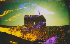 Pleasant View (Dustyn Lyon) Tags: lomography toycamera multipleexposure fujifilm tripleexposure instax instantfilm instaxwide lomoinstantwide