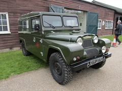 CYY 277C (markkirk85) Tags: austin fire day service emergency carrier gipsy brooklands personnel 2016 auxiliary cyy 277c cyy277c