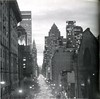 Traffic on Lexington Avenue (Hunter College Archives) Tags: cars buses evening traffic yearbook 1997 hunter lexingtonave huntercollege 68thst wistarion thewistarion