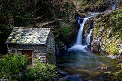 Rydal Hall Waterfall (www.premiumpics.co.uk) Tags: longexposure water waterfall stream lakes lakedistrict ambleside groto cumbia