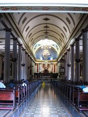"""San José: la Cathédrale Métropolitaine <a style=""""margin-left:10px; font-size:0.8em;"""" href=""""http://www.flickr.com/photos/127723101@N04/26824962256/"""" target=""""_blank"""">@flickr</a>"""