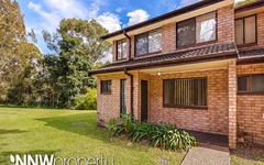 34/114-118 Crimea Road, Marsfield NSW