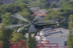 Bulgarian Mi-17 over Plovdiv (bogomil petrov) Tags: helicopter bulgaria plovdiv mi17 canon1dmarkiii maricariver sigma150600c hemus2016 demonstraionmi17