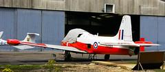 G-BWCS BAC Jet Provost T.5 c/n EEP/JP/957 as XW293 (eLaReF) Tags: cn jet t5 bac provost xw293 gbwcs eepjp957