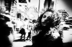 People in the street (KATANGA67) Tags: street people urban bw paris contrast photography photo blackwhite fuji photographie photos streetphotography parisienne photographies x100 parisiens stphotographia fujifilmx100 fujix100