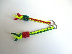 Key Fobs (artytransit) Tags: cord key knot fob gaucho gutted tactical paracord 550cord