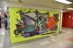 DEBZA / REMS (GhettoFarceur) Tags: rems graffitijapan graffititokyo ghettofarceur debza