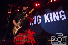 King King @ O2 ABC, Glasgow (14/05/2016) (IainScottPhotography) Tags: musician music rock scotland concert glasgow performingarts blues editorial sct kingking lanarkshire 2016 iainscott o2abc