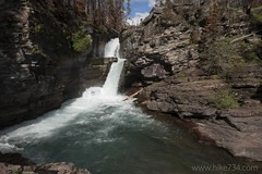 """St. Mary Falls • <a style=""""font-size:0.8em;"""" href=""""http://www.flickr.com/photos/63501323@N07/27121925644/"""" target=""""_blank"""">View on Flickr</a>"""