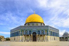 Dome of the Rock (D-Niev) Tags: israel jerusalem visipix
