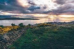 Haylie Brae Sunset, Scotland (itsjamesy) Tags: sunset film scotland nikon north scottish sunrays brae isle 1224mm arran hilltop ayrshire largs fairlie haylie westkilbride vsco nikond7100