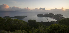 Sunrise at the top of Chameau hill, Les Saintes (JR-pharma) Tags: west classic canon french island eos 1 mark tropical 5d canon5d caribbean tamron mk saintes guadeloupe antilles lessaintes cocotier indies gwada 971 cocotiers le carabes caraibes westindies 1735 frenchwestindies tamron1735 fwi karukera tropiques antillas lesserantilles i f284 terredehaut antillesfrancaises 5dmark1 karukra