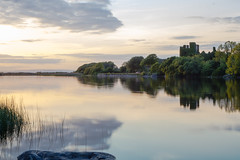 20160523-IMG_7887 (Frowzy245) Tags: ireland sunset castle landscape rivercorrib menlocastle