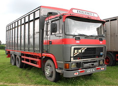 ERF E 6x4 Falkners Animal Remover E448BCA Frank Hilton IMG_3138 (Frank Hilton.) Tags: bus classic car vintage bedford lorry trucks erf morris tractors albion commercials foden atkinson aec fergy