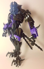 "Skull Jacker - ""Totally not a Xenomorph"" (The Guy Next Door (TGND)) Tags: skull bionicle xenomorph"