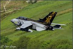 Marham-37 Goldstar-9 (simon_x_george) Tags: 2016lfa7 tornado gr4 panavia raf marham low level lfa7 military special tail 31sqn aviation goldstars