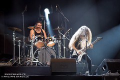 Witches @ Hellfest 2016, Clisson | 17/06/2015 (Philippe Bareille) Tags: witches thrashmetal deathmetal hellfest clisson france altarstage 2016 music live livemusic festival openair show concert gig stage band rock rockband metal hardrock heavymetal canon eos 6d canoneos6d musicwavesfr french musique artiste scne vocalist bcrichguitar guitarist guitarplayer singer sibyllecolintocquaine sibylle frontwoman jonathanjur sangli drummer drums