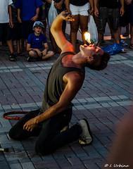 DSC_0136.jpg (~Ocho1~) Tags: fireeater keywest performer streetperformer mallorysquare