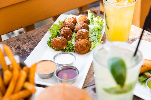 Primetime Sports Bar & Grill - Food & Patio Photos