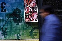 Soros says pound might fall by over 20% on Brexit (majjed2008) Tags: fall over says could pound soros brexit