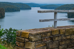 Philpott Lake Vista (No Talent Bum) Tags: virginia nikon observationdeck henrycounty philpottlake philpottdam henrycountyvirginia bassettvirginia nikond5300