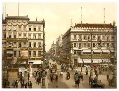 Berlin (9) (DenjaChe) Tags: berlin 1900 postcards 1900s postkarten ansichtskarten