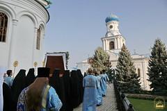 36. Meeting of the Svyatogorsk Icon of the Mother of God / Встреча Святогорской иконы в Лавре