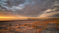 2016 - Landscape - Sunset - Largs - 03_02_03.jpg (stevenlazar) Tags: ocean sunset beach clouds waves jetty australia adelaide southaustralia largs 2016