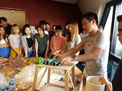Making of (NO) SUGAR exhibition about Cha Kwo Ling at Osage Galery, Kwun Tong Hong Kong (cesarharada.com) Tags: cha kwo ling aa architecture association hk hong kong slum favela
