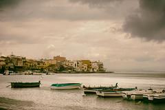 Rain (Maurizio ) Tags: sicilia sicily rain d810 sea vintage