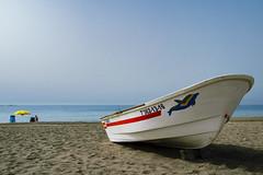 Soledades (Miguel.Herrera) Tags: torredelmar barca barcas playa mar
