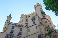 Schloss Hohenschwangau (Ralph Apeldoorn) Tags: castle deutschland duitsland germany hohenschwangau kasteel schloss schwangau bayern