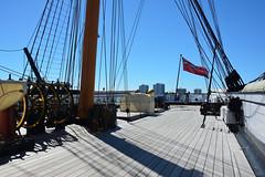 HMS Warrior (Binnsfamily) Tags: portsmouth uk hampshire 2016 historic dockyard hmswarrior