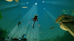 ABZU_20160806113910 (arturous007) Tags: abzu playstation ps4 playstation4 pstore psn inde indpendant sea ocean water fish shark adventure exploration majesticcreatures swim narrative myth experience giantsquid sony share journey