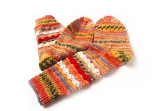 Oct 04 - Socks (hajeka) Tags: 201610 pad knitting sock wool efs1022mmf3545usm