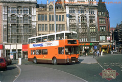 Spud U like? Bus U like (Museum of Transport Greater Manchester archive) Tags: museum transport cheetham manchester wwwgmtscouk gmts bus buses museumoftransport gmtscollection greatermanchestertransportsociety boylestreet cheethamhill m88uw leyland olympian ncme northerncounties 3065 b65pja gmt gmpte gmbuses piccadilly piccadillygardens clayton house