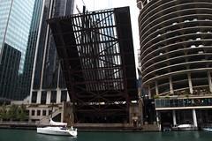 untitled-1510.jpg (Jeff Summers) Tags: boat bridge bridgelift chicago chicagoriver marina