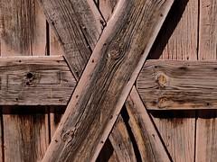 Hubbell Trading Post - Door (Nicolas) Tags: america amrique door holidays lignes lines nicolasthomas porte texture trip usa vacances wood