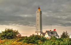 Blavandshuk Fyr -Leuchtturm (Krnchen59) Tags: blvandshukfyr leuchtturm blavand dnemark urlaub abendstimmung lightouse nordsee northsea krnchen59 elke krner pentax ks2