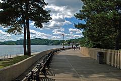 promenade (BehindBlueEyes) Tags: nj newjersey sparta sussexcounty lakemohawk