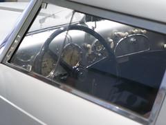1940 BMW Kamm Coupe (faasdant) Tags: history car museum silver germany munich münchen aluminum automobile 1940 bmw coupe aluminium olympiapark kamm