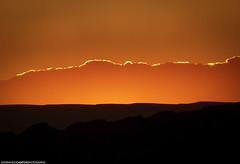 sun waves (fea campos) Tags: chile travel sky sun sol southamerica clouds canon landscape north places atacama valledelaluna desierto