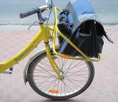 DSCN0039 poste italiane (3 gigio) Tags: sea bike italia mare liguria country vehicle paesaggio bicicletta alassio veicoli