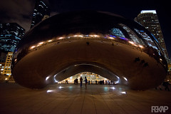 Bean (RazaKazimi) Tags: city travel chicago tower art night pier illinois gate flickr navy chitown windy bean nike institute jordan explore chi could willis supreme