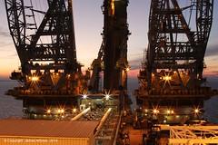 Saipem 7000 (TriEdge-James) Tags: construction offshore cranes saipem saipem7000 oilandgas jlay pipelay offshoreconstruction heavylifts offshorevessel jlaytower