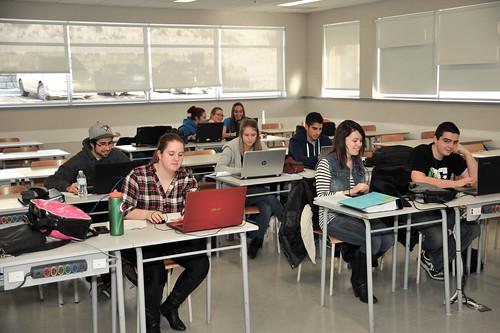 Classe - Centre de Sainte-Marie
