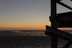 Dmmerung am Strand / Twilight at the beach (302/365) (trombone65 (PhotoArt Laatzen)) Tags: sunset beach strand canon twilight sand sonnenuntergang ngc sigma dmmerung autostrand schleswigholstein nationalgeographic stpeterording spo sandkiste day302 eiderstedt bhl sigma18250mm canoneos600d 3652014 365the2014edition 29102014 ortsteilbhl