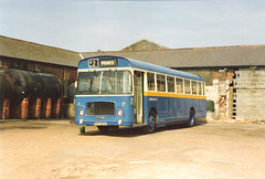 Why didn't I move that watering can? (Ian Fuller2006) Tags: sussex 423 hastings potteries bexhill ecw bristolre hastingsdistrict pvt223l bexhillbuscompany